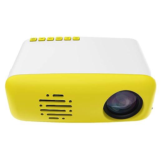Cdrox LED portátil Películas HD Home Theater proyector 1080P ...