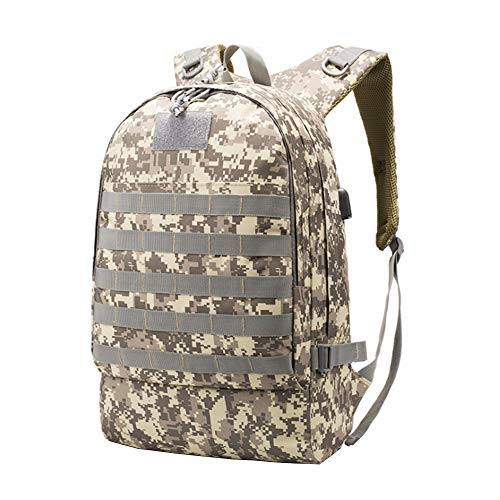 e8b362a42436 LUOFEISI College Student Bag Travel Simple Casual Backpack Outdoor Fashion  Men's Sports Backpack Shoulder Print Camouflage Backpack Three-Level ...
