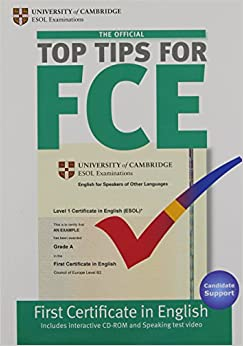 Book The Official Top Tips for FCE with CD-ROM by Cambridge ESOL (13-May-2010)