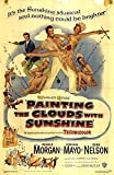 Painting The Clouds With Sunshine – Authentic Original 27″ x 40″ Folded Movie Poster Picture