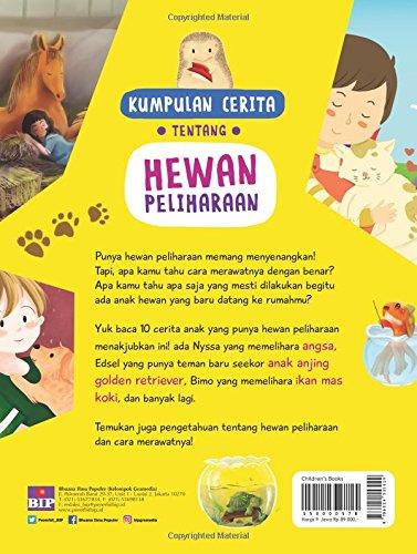 Kumpulan Cerita Tentang Hewan Peliharaan Indonesian Edition Wrini