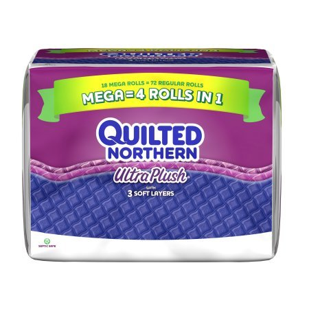quilted northern 18 - 8