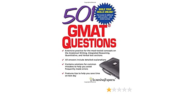 501 gmat questions llc learningexpress 9781576859209 amazon 501 gmat questions llc learningexpress 9781576859209 amazon books fandeluxe Image collections