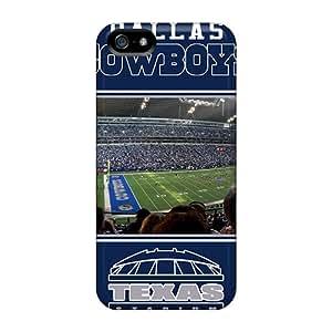 Excellent Design Dallas Cowboys Phone Case For Iphone 5/5s Premium Tpu Case