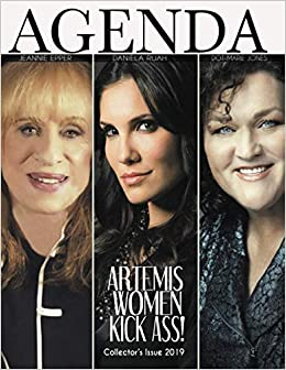 Agenda Collectors Issue 2019: Artemis Women Kick Ass ...