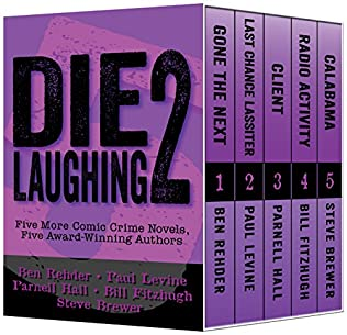 book cover of Die Laughing 2