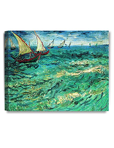 DecorArts Fishing Vincent Reproduction Giclee