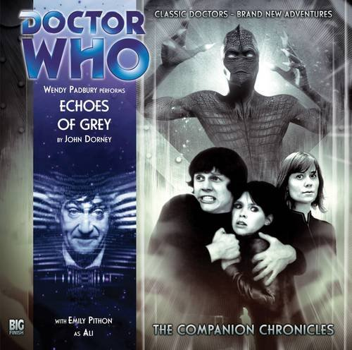 Download Echoes of Grey (Doctor Who: The Companion Chronicles, 5.02) pdf