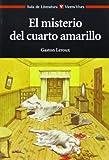 El Misterio del Cuarto Amarillo / The Mystery of the Yellow Room (Aula de Literatura)