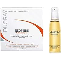 Ducray Neoptide Loção Capilar Antiqueda Feminina 3 Flac X 30ml