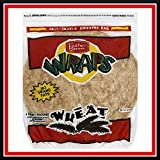 Father Sam's Bakery | Individual Pack | 8 10'' 100% Whole Wheat Wraps