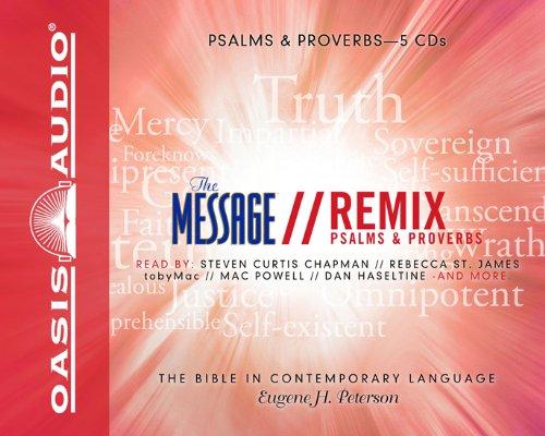 Read Online The Message Bible Remix Psalms & Proverbs ebook