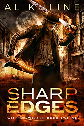 Sharp Edges (Wildcat Wizard Book 12) by [Line, Al K.]