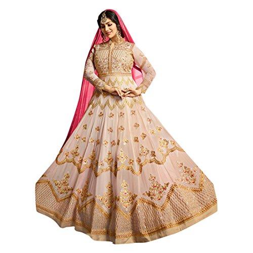 Eid Special Offer Pink Color Designer Dress Maßanfertigung Custom to ...