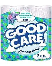 Good Care Kitchen Tissues - 2 Rolls