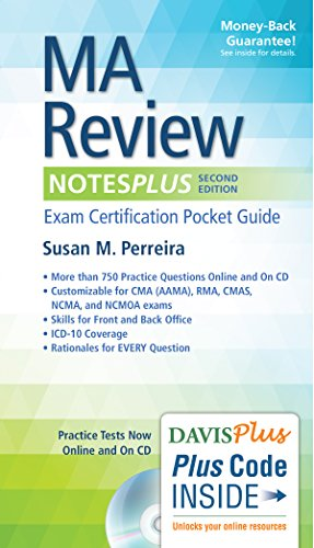 MA Review NotesPlus: Exam Certification Pocket Guide