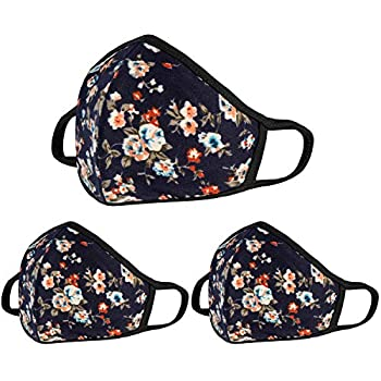 SPRING SEAON Dust Mask Washable and Reusable Mouth Masks