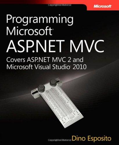Read Online Programming Microsoft® ASP.NET MVC pdf epub