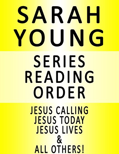 SARAH YOUNG - SERIES READING ORDER (SERIES LIST) - IN ORDER