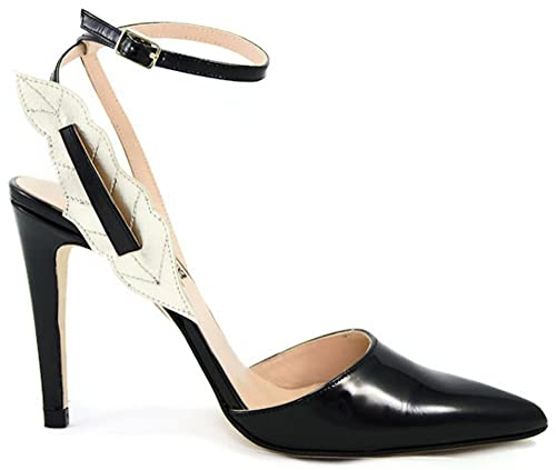 En Del Fabricación vestir Y Taconceremonia alta zapatos De Viorica Prado Diseño España Costura N80wmn
