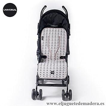 Walking Mum - Colchoneta universal walkie punto para silla de ...