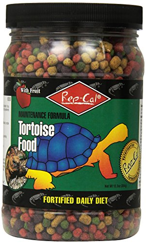 (Rep-Cal SRP00806 Tortoise Food, 12.5-Ounce)
