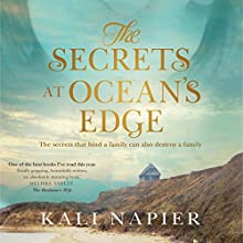 The Secrets at Ocean's Edge Audiobook by Kali Napier Narrated by Edwina Wren