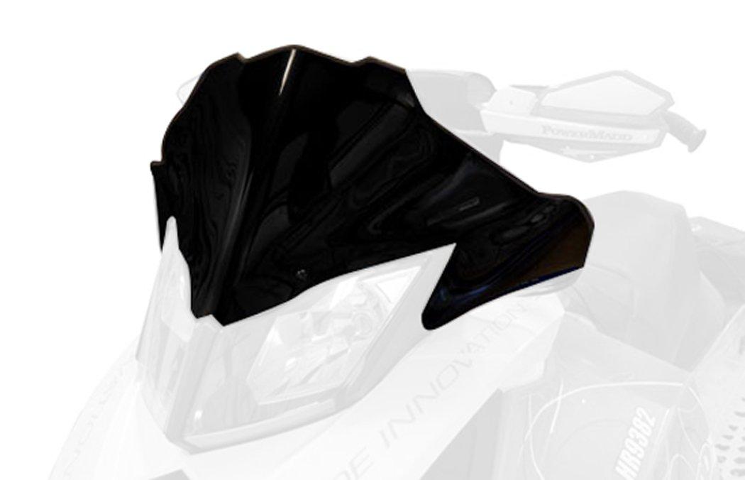 PowerMadd 13413 Cobra Black 12' Low Windshield