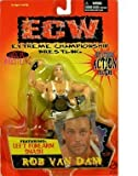 ECW Extreme Championship Wrestling Series 1 Rob Van Dam Action Figure by ECW