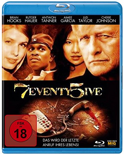 7eventy 5ive (2007) ( Dead Tone ) ( Seventy Five ) [ Blu-Ray, Reg.A/B/C Import - Germany ]