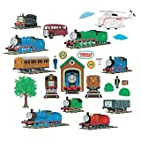 THOMAS & Friends - Peel & Stick - Wall Stickers