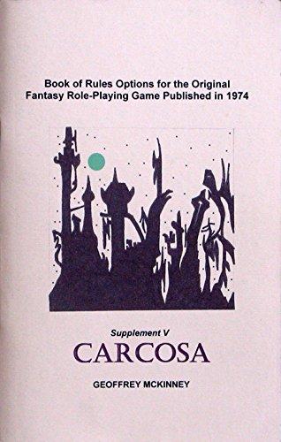 Carcosa: Supplement V