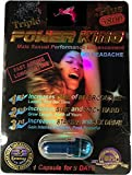 POWER KING 5800 24pk FOR A NIGHT YOU'LL NEVER FORGET AND WILL LEAVE YOUR PARTNER BEGGING FOR MORE PLUS FREE LOVE POTION EXCLUSIVE PEN