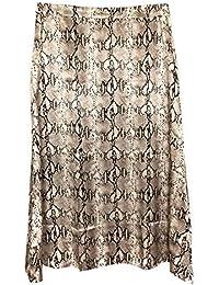 ee227d408e Women Snake Print Skirt 41071019