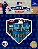 #10: Official Licensed 2018 MLB World Series Baseball Jersey Patch