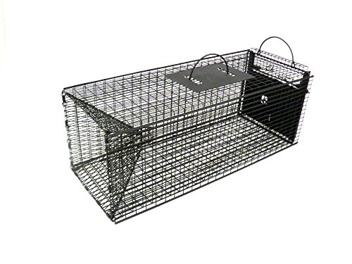Tomahawk Live Trap Snake Trap with Extension Wings