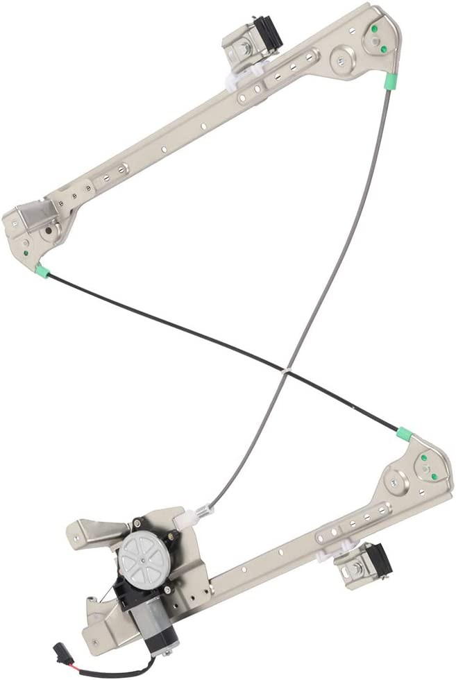 Front Left Driver Side Power Window Regulator with Motor fits for 2004-2006 Chrysler Pacifica 741-130 4894271AC