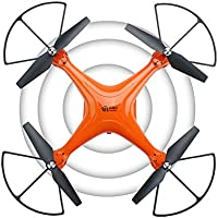 Hanbaili S10 FPV Drone With 720P Camera Live Video, Altitude Hold Hover Headless Mode Remote Control Quadcopter Drone for Beginners