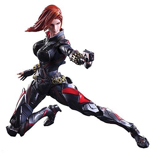 with Black Widow Action Figures design