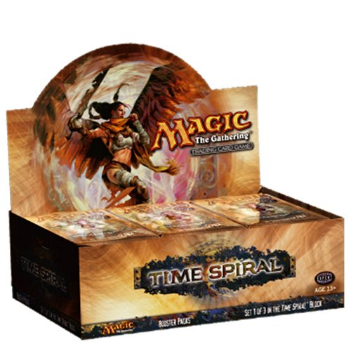 Magic the Gathering Time Spiral Booster Pack