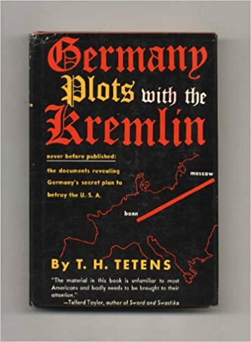 Germany Plots with the Kremlin