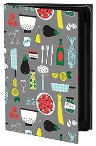 Keka Classic - Funda para Samsung Galaxy S3 (diseño de enseres de cocina de Sarah Papworth, fijación a presión)