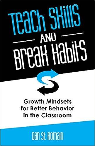 Teach Skills and Break Habits: Dan St  Romain, Jennifer