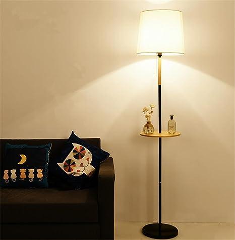 Lámparas de pie Ropa de Pantalla de la lámpara se Puede ...