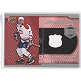 Vincent Damphousse (Hockey Card) 2015-16 Upper Deck A Piece of History 1000 Point Club #PC-VD