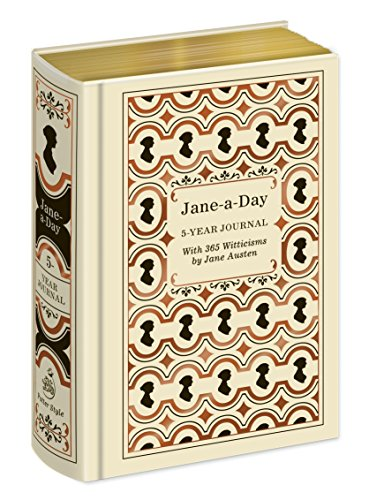 Jane-a-Day: 5 Year Journal