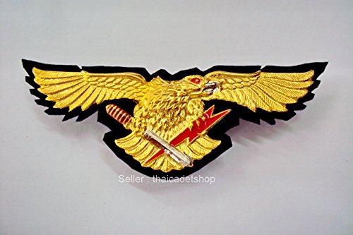 Commando Badge Pin Rtaf Commando Badge Royal Thai Air Force Special Forces  Pin