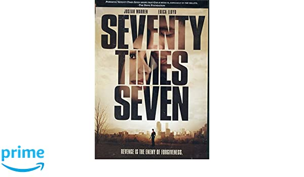 Amazon com: Seventy Times Seven - Revenge is the enemy of
