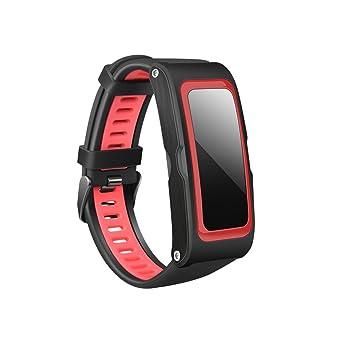 perfk T28 relojes bluetooth Sport Fitness Tracker GPS ...