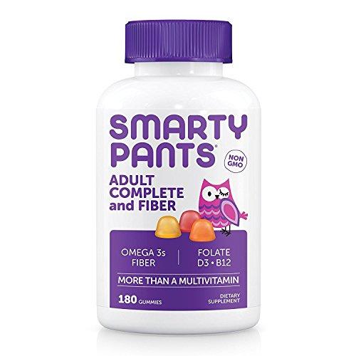 SmartyPants Adult Complete Gummy Vitamins